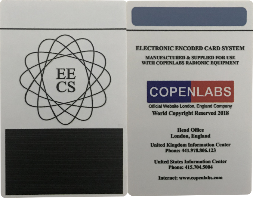 CopenLabs EECS Cards